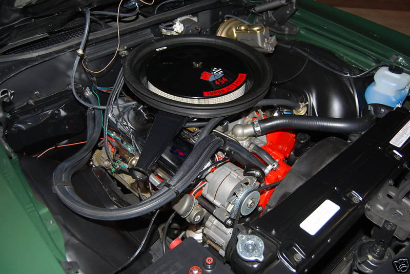 1970 Chevelle Ss Engine Codes And Production Numbers Roadtest Tv