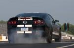 2013 Shelby GT500 Dyno Video Burnout, Launch, Drag Race