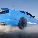 2013 Shelby GT500 Burnout, Launch, Drag Race