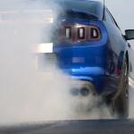 2013 Shelby GT500 Burnout, Launch, Drag Race 2