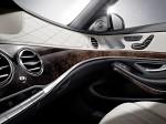 2014 Mercedes-Benz S-Class Interior Teaser 1