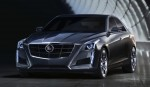 2014 Cadillac CTS 1
