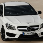 2014 Mercedes-Benz CLA45 AMG 9