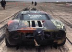 Hennessey Ford GT breaks Texas Mile record 1