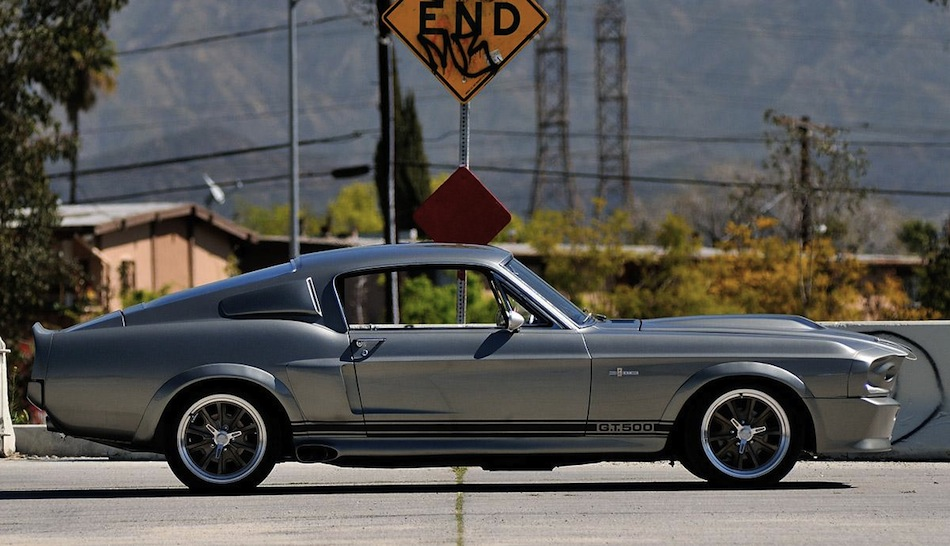 1967 Ford Mustang GT500 Eleanor 03   RoadTest TV