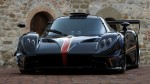 This is the very last Pagani Zonda... ever