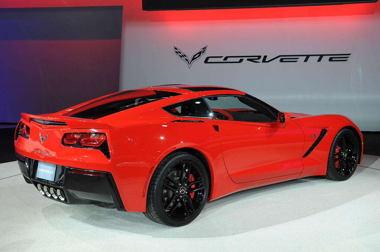 Hot News !! 2014 C7 Corvette Stingray – Standard Features – Price – RPO Codes – Order Guide ...