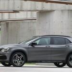 2015 Mercedes-Benz GLA-Class - 01