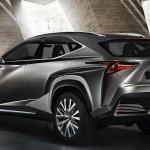 Lexus LF-NX Concept 01