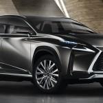 Lexus LF-NX Concept 03