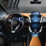 Lexus LF-NX Concept 06