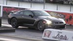 2015 Nissan GT-R at the Dragstrip